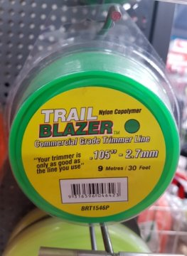 Trailblazer Trimmer Line 2.7mm Teardrop Loops