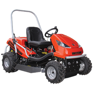 Masport Crossjet 4wd Ride On Mower
