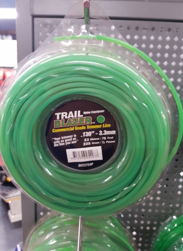 Trailblazer Trimmer Line 3.3mm 1/2lb
