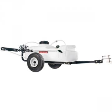 Craftsman Sprayer 110 Litre tow behind unit