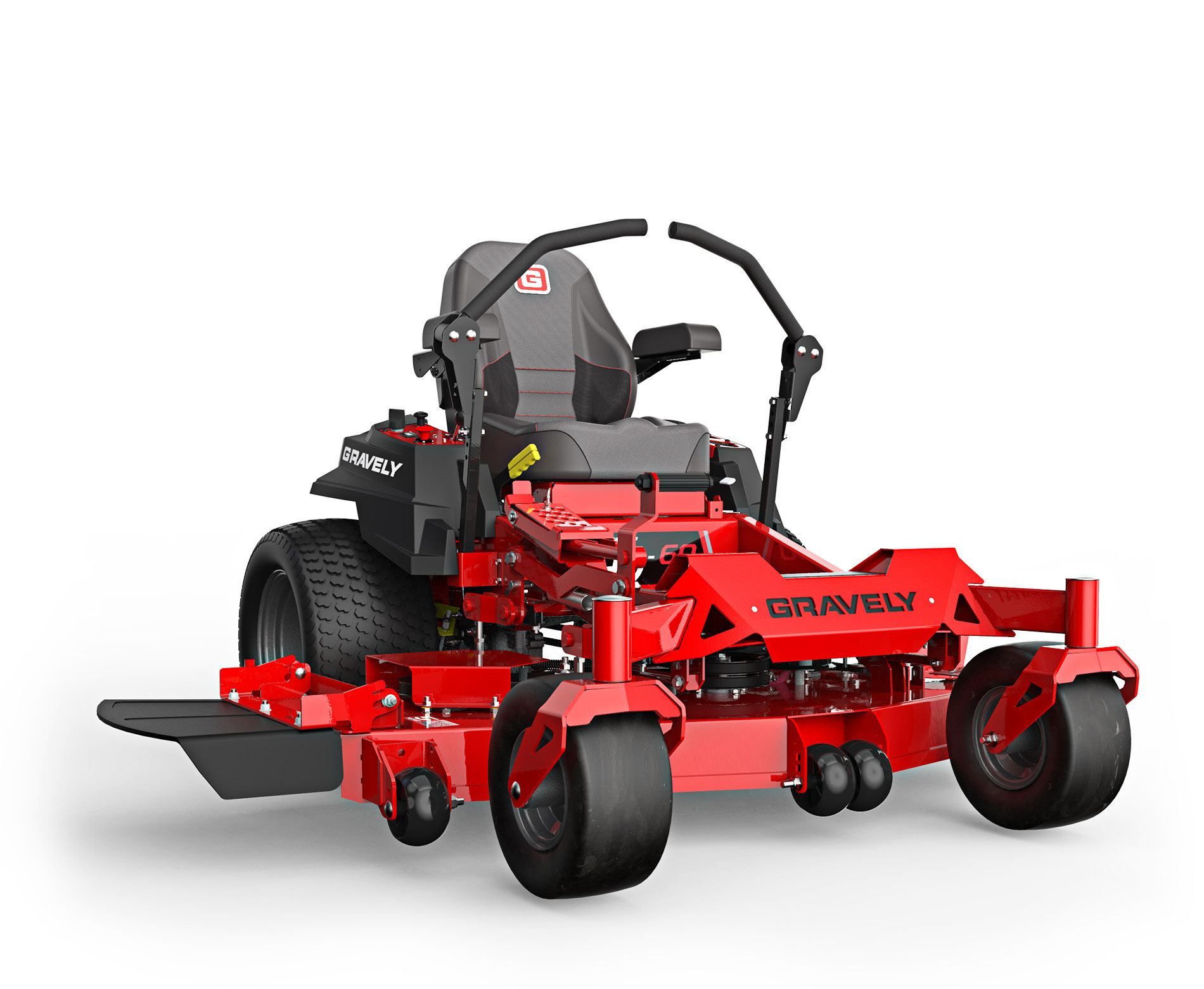 Gravely ZT HD Zero Turn 44'