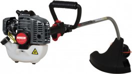 Morrison BC260E/B Curved Shaft Line Trimmer