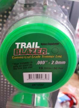 Trailblazer Trimmer Line 2.0mm Teardrop Loops