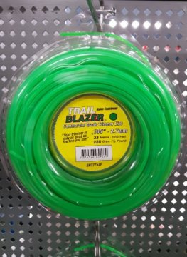 Trailblazer Trimmer Line 2.7mm 1/2lb