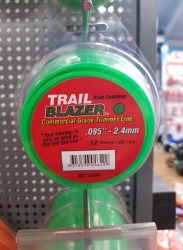 Trailblazer Trimmer Line 2.4mm Teardrop Loops