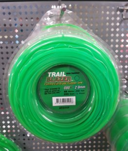 Trailblazer Trimmer Line 2.0mm 1/2lb