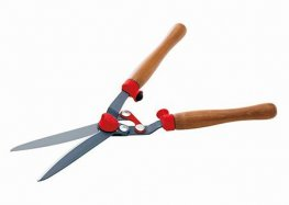 Wolf Garten Hedge Shears Straight Edge Blade
