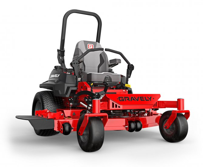 Gravely Pro-Turn 472 Series